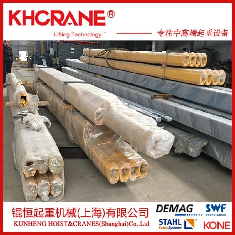 生产非标定制kbk轨道起重机铝合金kbk导轨多少钱
