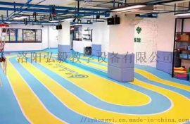 彩色塑胶地板,为儿童打造梦幻童话世界