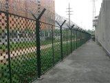 監獄圍欄網訂製監獄刺繩護欄網生產