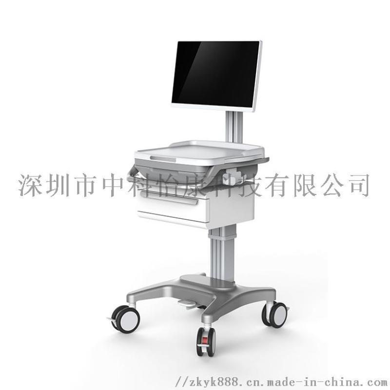带柜医疗推车 医疗推车 医疗推车设计 医疗推车定制