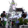 公园高空旋转机械类娱乐项目开天辟地游乐设备制造厂