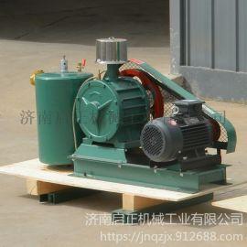 电镀槽搅拌回转式鼓风机 增氧用滑片鼓风机