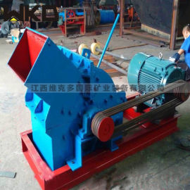 大小型锤式破碎机 锤式破碎机型号与产量