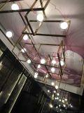 酒店定制燈具 會所不鏽鋼燈具 廠家供應