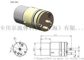 微型真空泵12v无刷调速迷你压缩机24v抽负压泵小型气泵静音隔膜泵气体采样泵微型真空泵 上海微型真空泵
