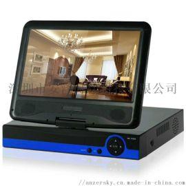 AHD XVI NVR一体式录像机