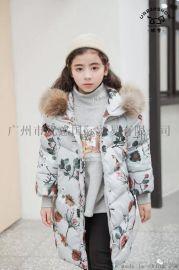儿童外套 童装冬装 童装羽绒服