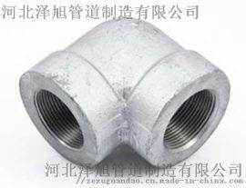 供應熱鍍鋅彎頭優質廠家