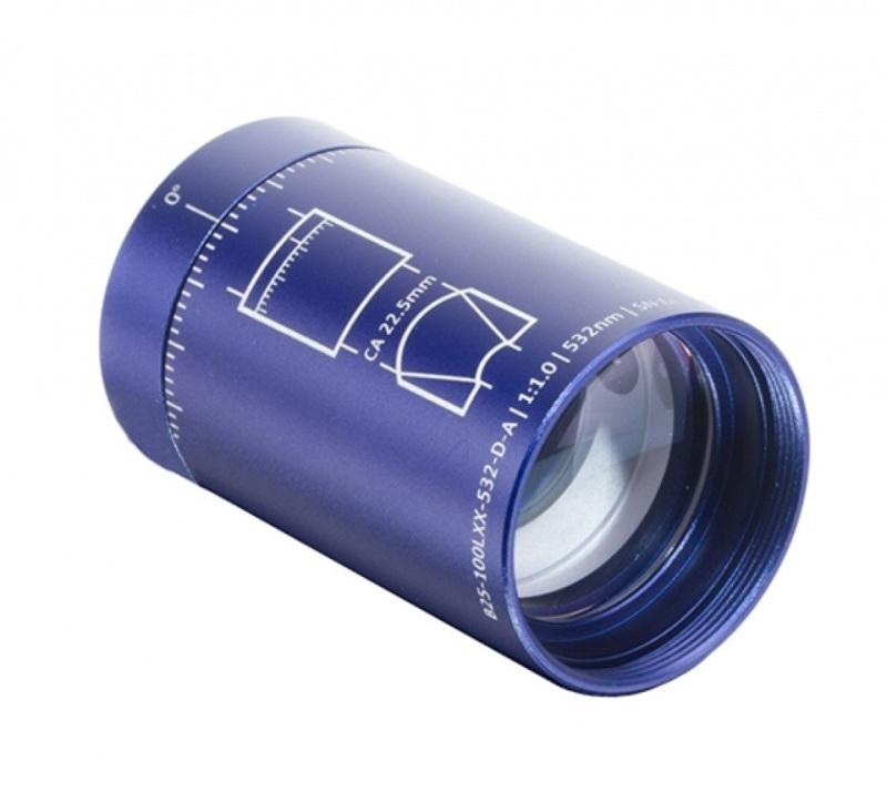 Asphericon扩束镜波前校正器,扩束镜准直器