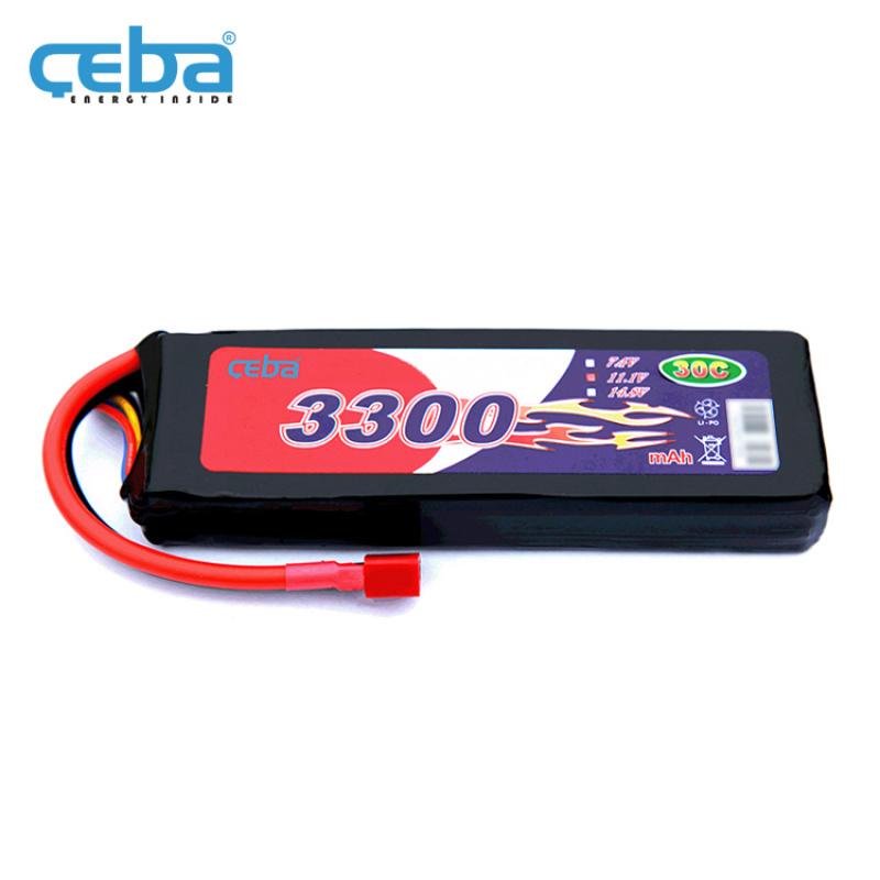 锂聚合物电池3300mAh无人机航拍电池11.1V