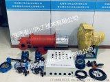 沼氣燃燒器及自動點火裝置