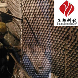 高温耐磨料 龟甲网耐磨料
