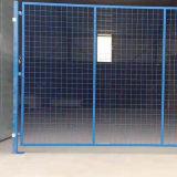 快递分拣隔离栏 1.8米绿色车间围栏
