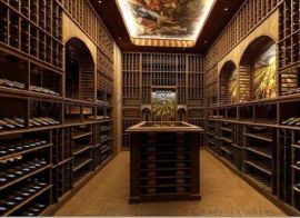 仿生態酒窖精密空調酒窖恆溫恆溼機除溼設備