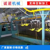 熔喷无纺布生产线真空喷丝板挤出机