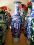西安摆设花瓶 景德镇花瓶西安代理