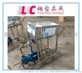 液体自动装桶设备-立成包装