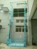 倉儲升降平臺導軌電動門貨梯啓運營口市工業貨梯