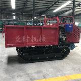 农用果园手推车报价 1.2吨小型多功能履带式运输车
