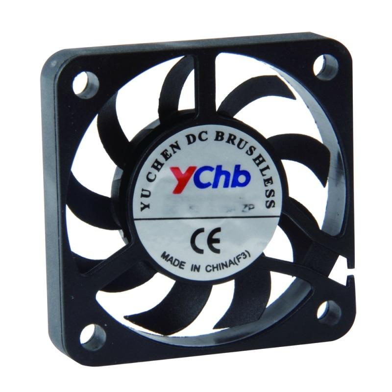 禹臣ychb3510直流散热小风扇