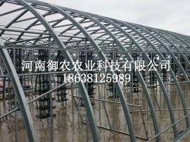 回头率高、使用寿命长的热镀锌几字钢温室大棚