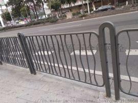 安装道路护栏, 双边丝护栏, 防护网边框护栏