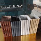 鋁合金大口徑雨水管 建築外牆120*150排水管