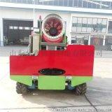 移动式大型造雪机 大功率出雪量大的人工降雪机