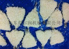 大 虾仁挂面糊机 皮皮虾上浆机 皮皮虾裹粉机