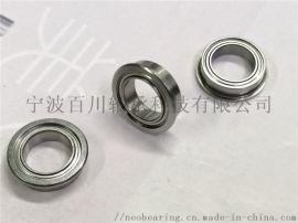 SMF148K 开式油润滑微型不锈钢法兰