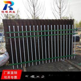 石家庄锌钢护栏 场地围栏 围墙护栏