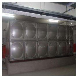 榆树玻璃钢消防水箱 装配式水箱