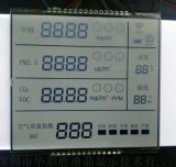 三合一室内空气质量检测仪液晶显示屏