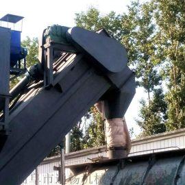集装箱装运散料快速倒车卸料机码头货站集装箱卸灰机