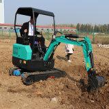 厂家供应 小型履带挖掘机 迷你挖水沟渠20型小挖机