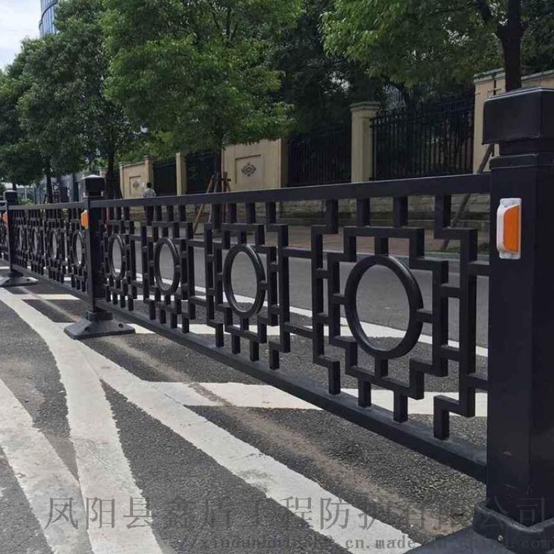 浙江温州道路隔离栏生产厂家