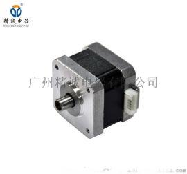 精诚电器42BYG1607-11-13空心轴电机
