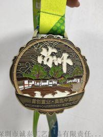 苏州古铜奖牌定制,五金奖牌制作,城市活动奖牌