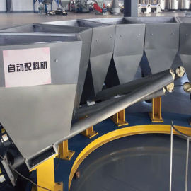 助剂自动配料机塑料粉体配料设备