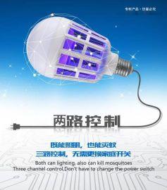 滅蚊照明兩用LED燈趕集廟會地攤江湖產品25元模式批發
