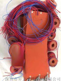 可调温硅胶电热板加热片 3D打印热床 加热带