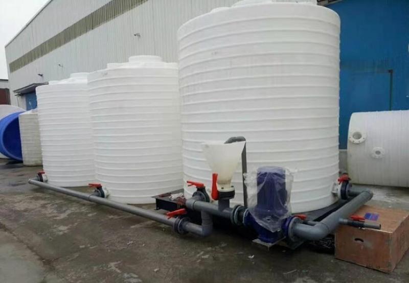 塑料水箱純水塑料蓄水箱戶外水桶廠家