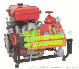 BJ18-C手抬机动消防泵