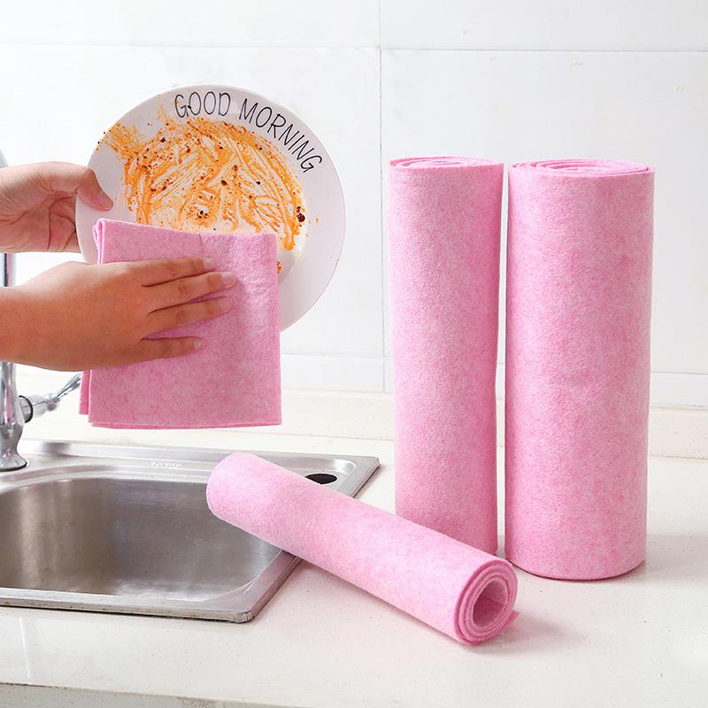 德国进口厨房抹布怎么洗能白