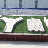 宁夏骨架挡水块混凝土预制构件设备厂家直销