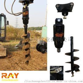 江苏常州挖掘机液压螺旋钻机钻孔机REA2500