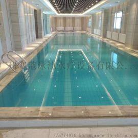 东莞泳池水处理设备供应与安装厂家、钢结构游泳池