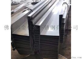 佛山304不锈钢型材 槽钢热轧一次成型 全国配送