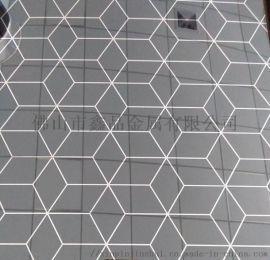 鑫品厂家直销304不锈钢蚀刻压花板定制电梯装饰板
