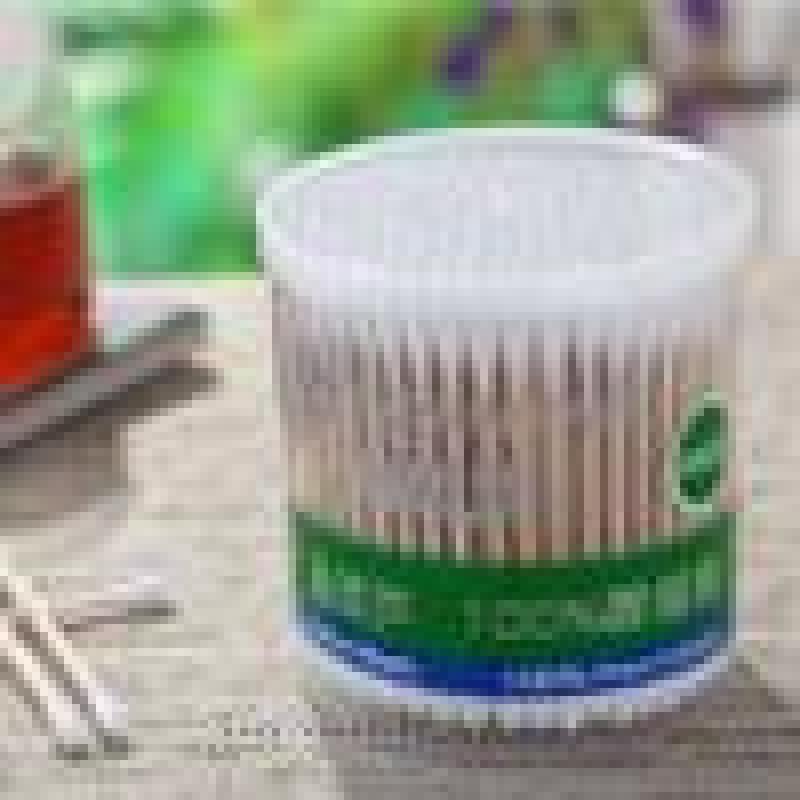 廠家直銷金葫蘆200支罐裝日用一次性棉籤